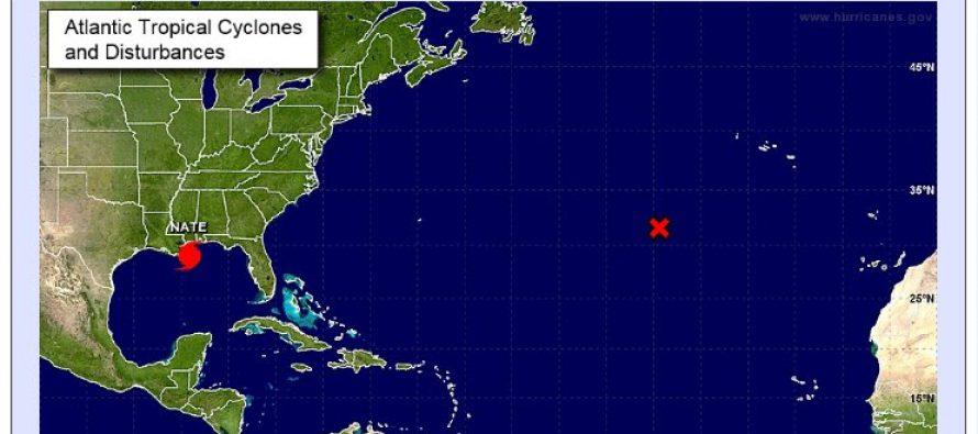 El huracán Nate toca tierra en EE.UU.