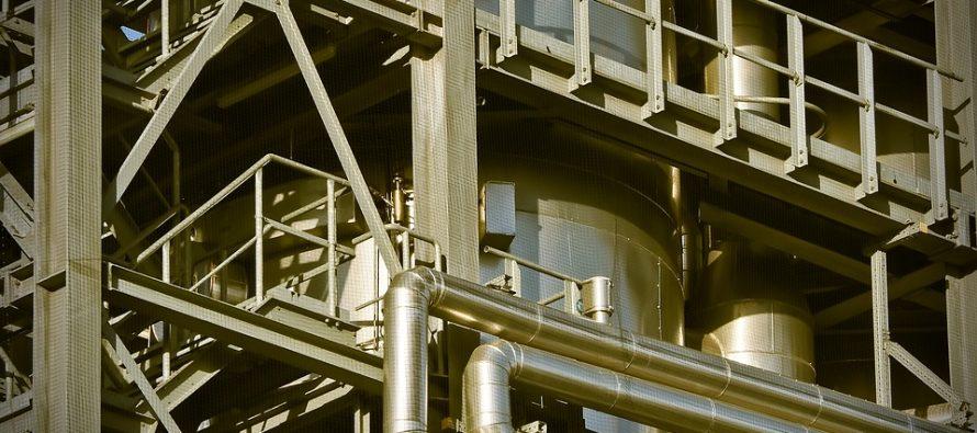 Producción industrial en México crece 0.3 por ciento en agosto
