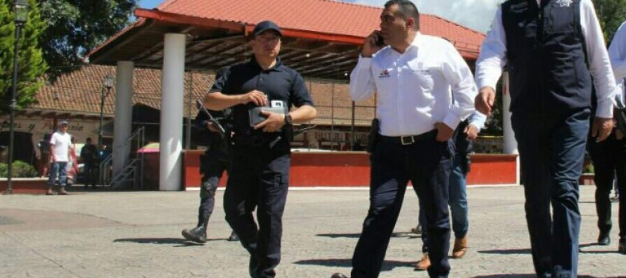 Asesinan al presidente municipal de Paracho, Stalin Sánchez