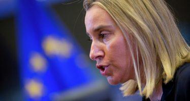 UE enviará diplomática a EEUU para defender acuerdo con Irán