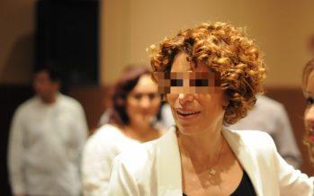 Karime Macías, esposa de Javier Duarte, solicita asilo a Inglaterra