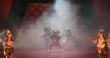 La Huida de Quetzalcóatl.Un homenaje escénico a Miguel León-Portilla
