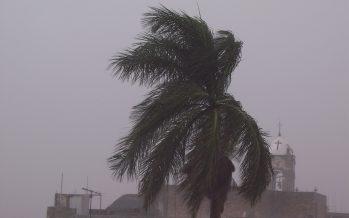 Ocho estados con tormentas de fuertes a intensas