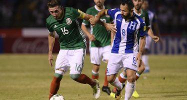 México cae 2-3 con Honduras, que va a repechaje