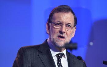 """Rajoy: """"La independencia de Cataluña no se va a producir"""""""