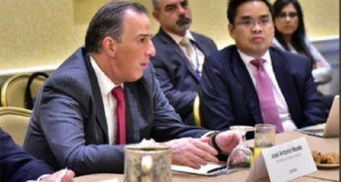 Posible, acuerdo que beneficie a los tres países: Meade