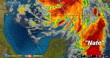 Disminuye alerta en Yucatán y Quintana Roo, por Nate