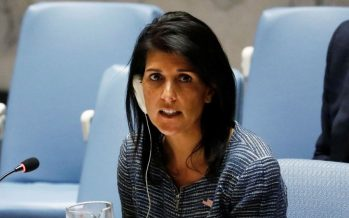 Pide EEUU a Naciones Unidas que sancione a Irán