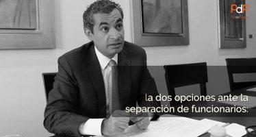 Morena, PAN y PRD, se quedaron dinero público: Ochoa Reza