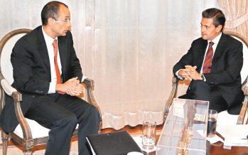 Rechaza Presidencia que Peña haya recibido dinero de Odebrecht