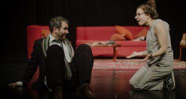Llega a México el colectivo colombo-italiano Ponte Tra Culture para presentar una tragicomedia sobre las relaciones de pareja
