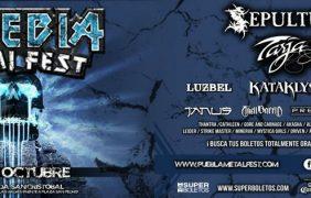 Celebrarán la Primera Edición del Puebla Metal Fest