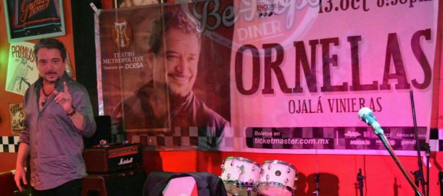 """Raúl Ornelas llega al Teatro Metropólitan con su gira""""Con Vocación"""""""