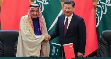 Inversión china en petróleo saudí, un peligro para el dólar