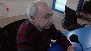 Rodolfo Sánchez Mena en Voces del Periodista Radio