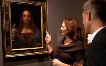 Obra de Leonardo, que está en venta, deja perplejos a expertos
