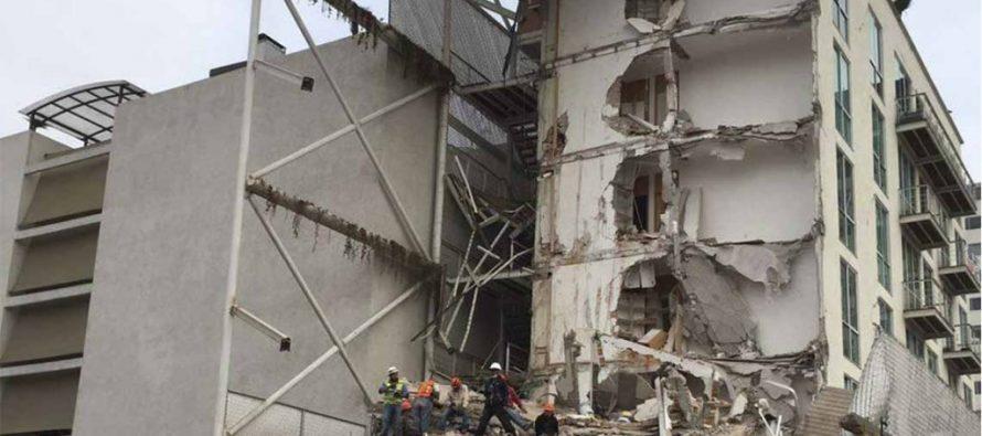 Protección Civil actualiza a 366 las víctimas del sismo