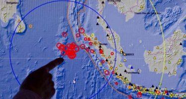 Sismo de 6.7 grados sacude centro de Indonesia