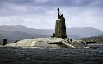 Sexo y cocaína en submarino nuclear británico