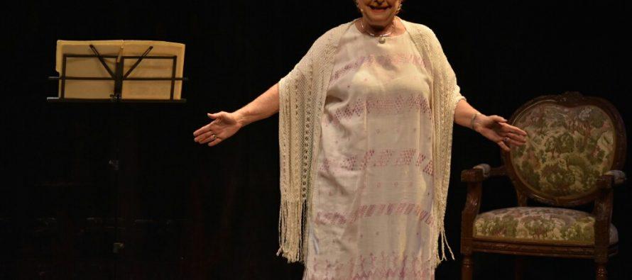 Regresa Susana Alexander a las tardeadas en el Rafael Solana