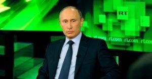 Vladimir Putin, presidente de Rusia. Foto: Especial