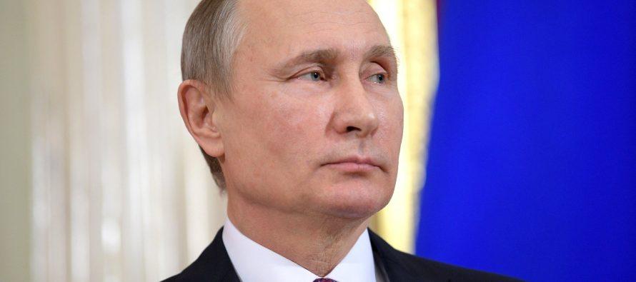 Putin se pronuncia sobre el referéndum en Cataluña