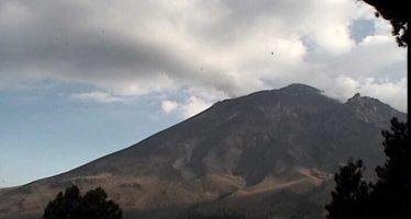 Michoacán y Chiapas, en la zona de mayor actividad volcánica del país