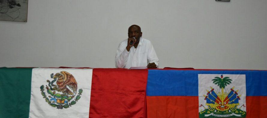 La Comunidad Afromexicana se solidariza con migrantes haitianos varados en Baja California