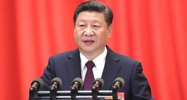 Pide Xi trabajar por la gran victoria del socialismo chino
