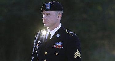 Sargento Bergdahl podría ser condenado a prisión perpetua
