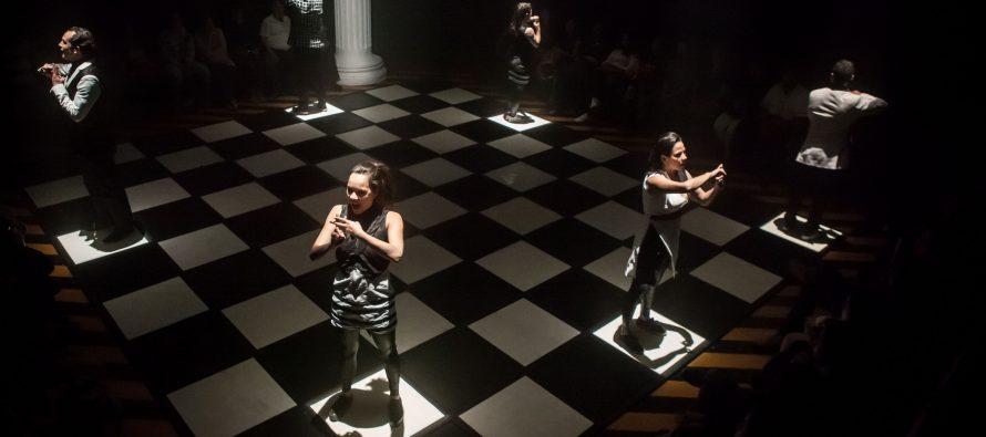 La puesta en escena140se estará presentando en el Foro Sor Juana Inés de la Cruz