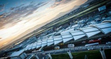 Aeropuerto capitalino suspende aterrizajes y despegues