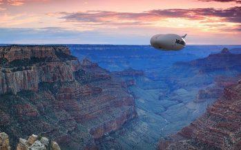 Se accidenta el dirigible Airlander 10