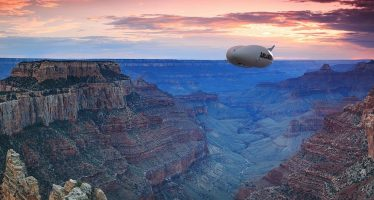 Se accidenta el dirigible Airlander 10