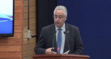 UAEM denuncia persecución política de Graco, contra rector