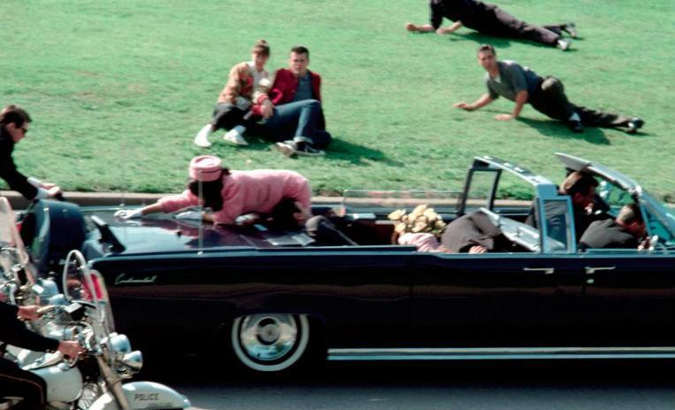 Asesinato de JFK. Especial