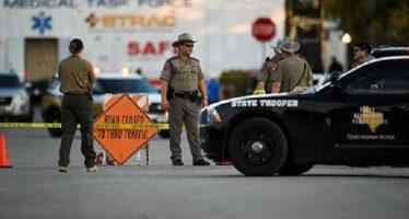 Control de armas no hubiera impedido tiroteo en Texas: Trump