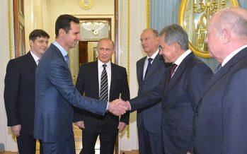 """""""Esfuerzos de Rusia, Irán y Turquía evitaron disolución de Siria"""""""