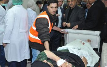 Terroristas matan a 24 personas y lesionan a 37, en Siria