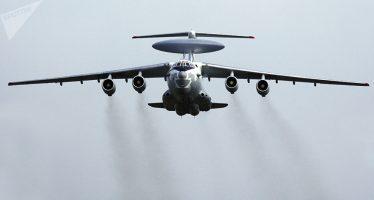 Novedoso 'radar volante' ruso alza vuelo por primera vez