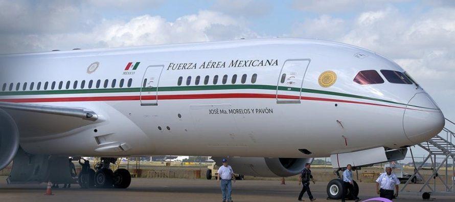 Avión presidencial no causa las demoras en aerolíneas
