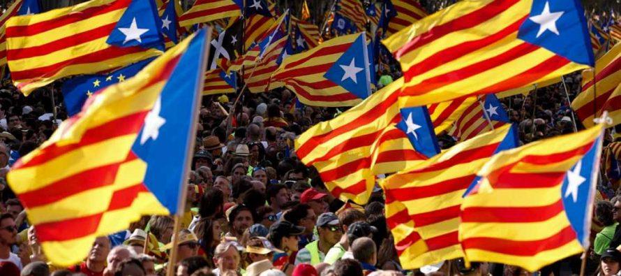 Huelga en Cataluña provoca numerosos cortes en el transporte
