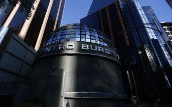 Bolsa Mexicana cierra con baja al arrancar la semana