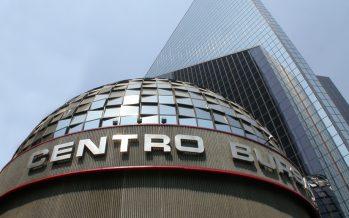 Bolsa Mexicana inicia semana con baja