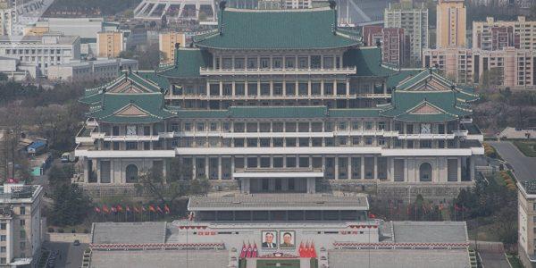 Capital de Corea del Norte. Foto de Sputnik, Ilya Pitalev