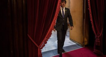 "Puigdemont: ""cesados por un golpe de Estado ilegal"""