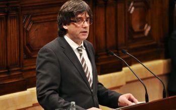 Independentistas ganan mayoría en Cataluña