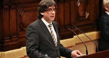 Orden europea de captura contra Puigdemont y colaboradores