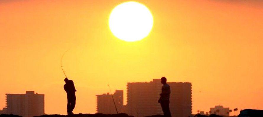 2017 se encamina a ser uno de los años más calurosos