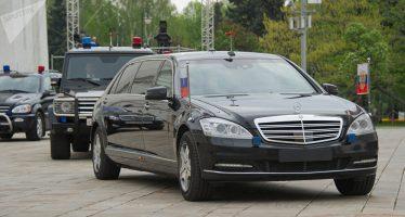 Falsas amenazas de bomba contra Putin, en San Petersburgo